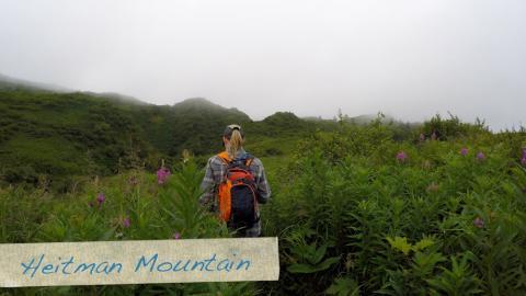 Kodiak Island Heitman Mountain | Trail Genius