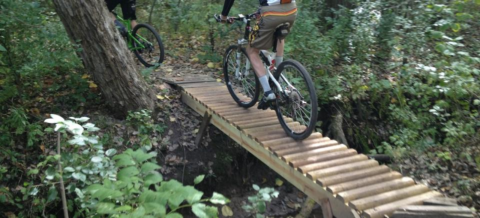 Bairds Creek Trail Genius